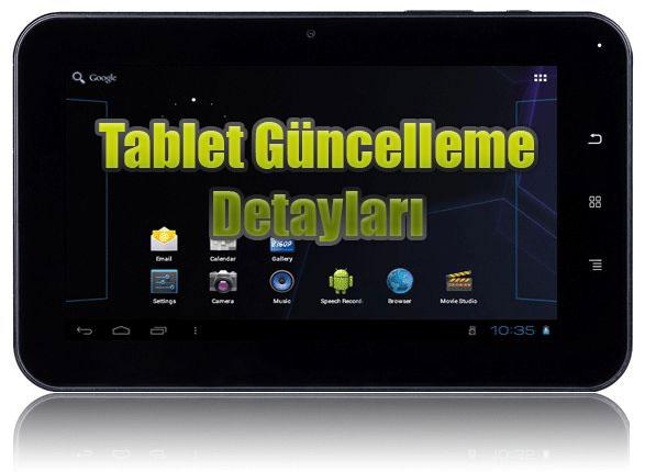 Tablet Nasıl Hızlanır?